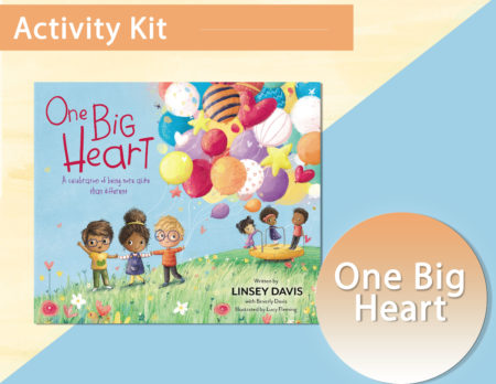 One Big Heart Activity Kit