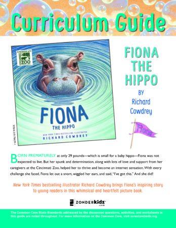 Fiona the Hippo Educator Guide
