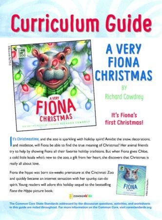 A Very Fiona Christmas Educator Guide