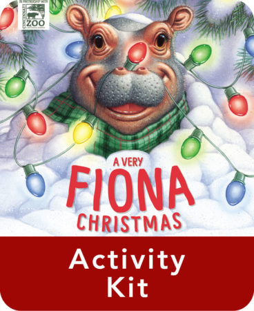 A Very Fiona Christmas Activity Kit