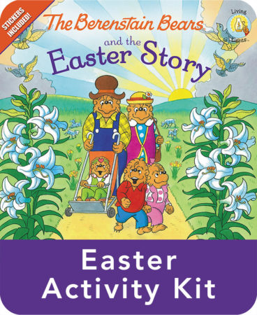 The Berenstain Bears Easter Activity Kit