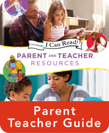 I Can Read Parent Teacher Guide