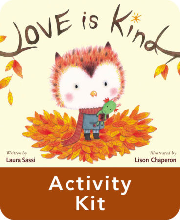 Love is Kind Activity Kit