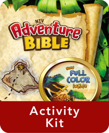 NIV Adventure Bible Life of Jesus Activity Kit