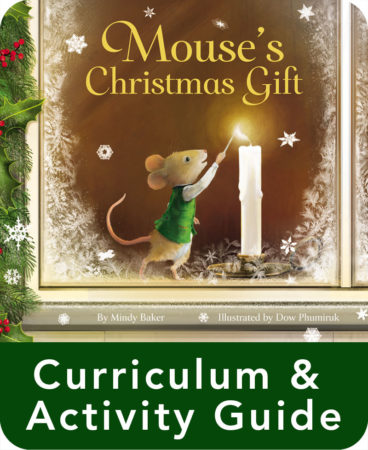 Mouse's Christmas Activity and Curriculum Guide
