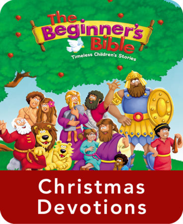 The Beginner's Bible Christmas Devotions