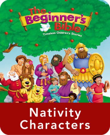 The Beginner's Bible Christmas Characters