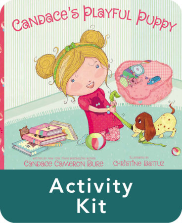 Candace's Playful Puppy Activity Kit