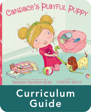 Candace's Playful Puppy Curriculum Guide