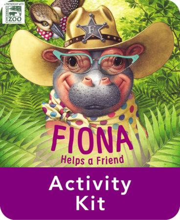 Fiona Helps A Friend Activity Guide