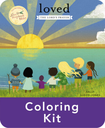 Loved by Sally Lloyd-Jones Coloring Pages